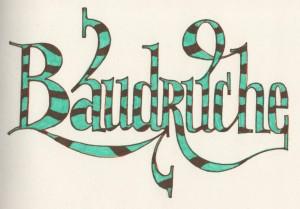 Baudruche 001