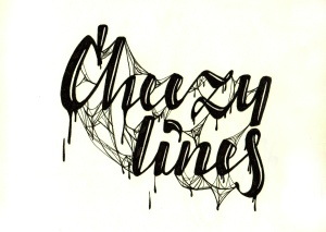 Cheezy lines